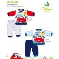 pigiama m/l cotone WD100670 maschio