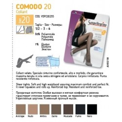 Collant lycra 20d COMODO20