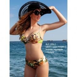 cost d. bikini+pareo 3061 coppa c