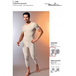 Corpo uomo m/m 2446 m/lana 3/6 Madiva